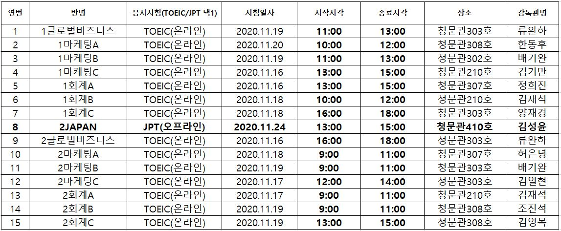 모의 어학시험 시간표.JPG